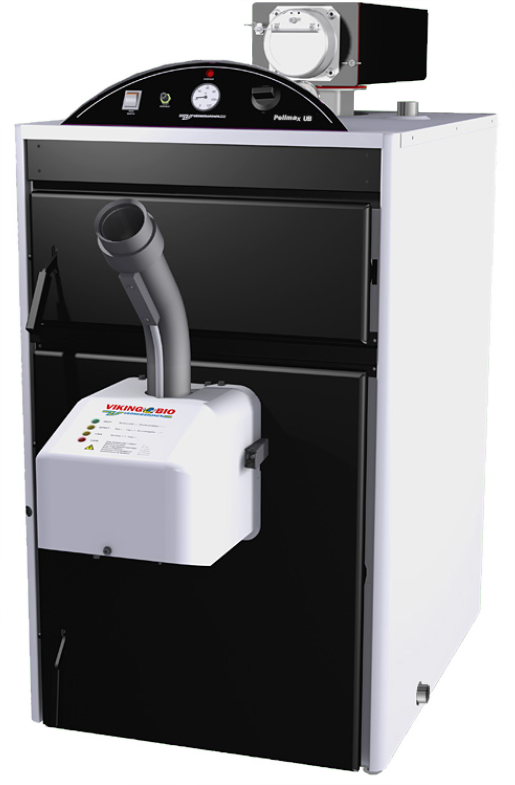 Type Indoor Gasification Pellet Boilers Brand Pellmax Ub Model Boiler Max Btu 68 000 Firebox Vol 0 Cub Ft Wood Length Inches